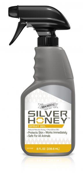 Silver Honey™ Spray Gel